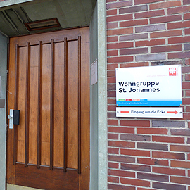 Caritas – Wohngruppe St. Johannes